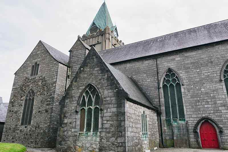 Nicholas church tour galway