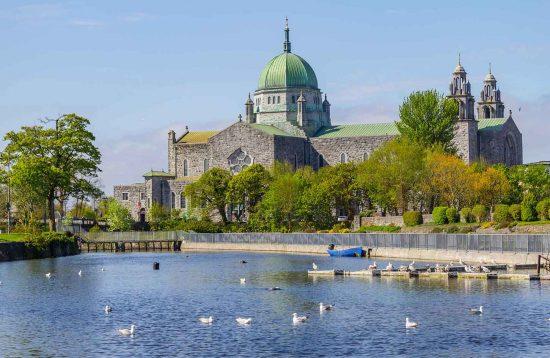Galway walking tour