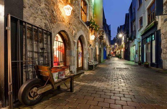 Kirwans Lane Galway Tours